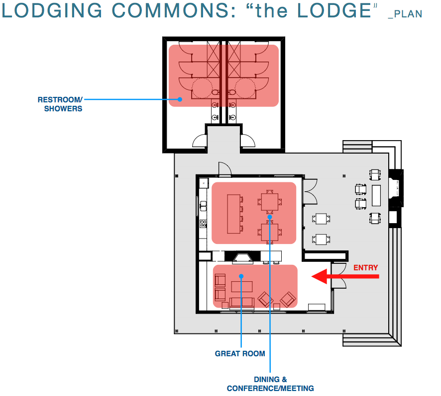 research-lodge floor plan
