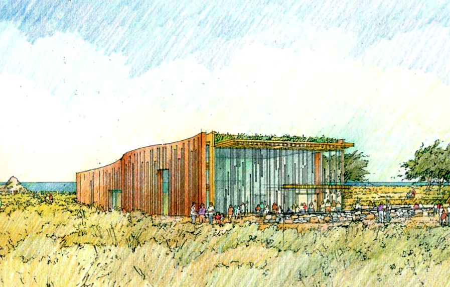 disc cntr drawing front